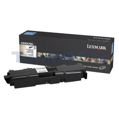 LEXMARK C935 WASTE TONER BOTTLE
